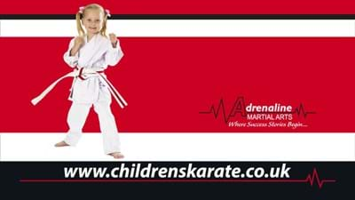 Adrenaline Martial Arts - Where Success Stories Begin