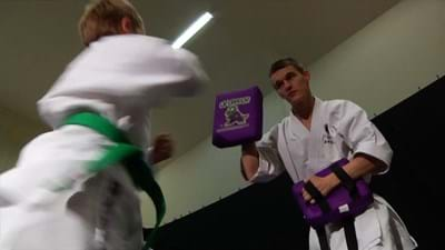 Children's Karate - Adrenaline Martial Arts